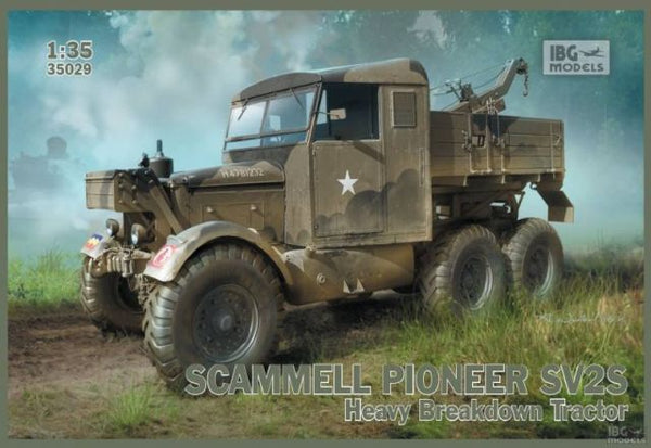 IBG Scammell Pioneer SV25
