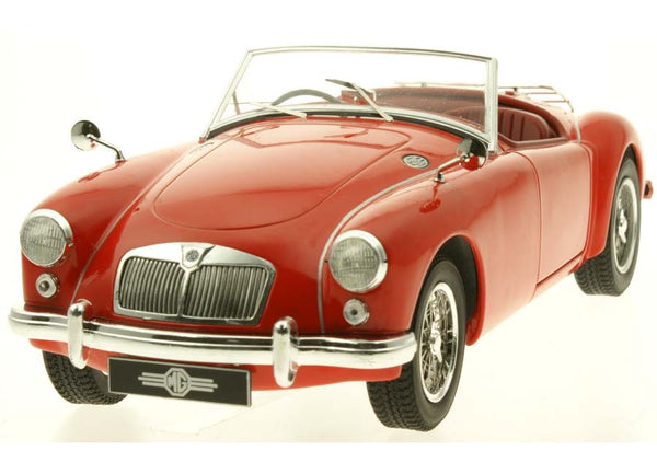 Triple 9 1957 MGA Open - Red