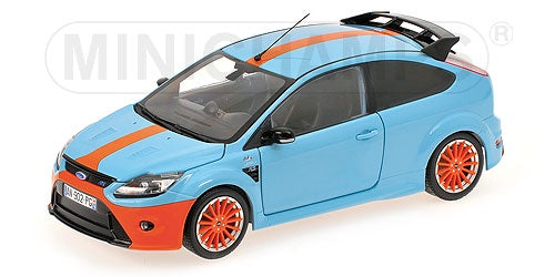 Minichamps 100080068 Ford Focus RS 2010 LeMans Classic Edition