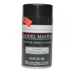 Model Master Camouflage Gray FS36622