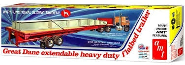 AMT 1111 Great Dane Heavy Duty Trailer