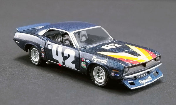 ACME #42 1970 Trans Am Plymouth Barracuda - Swede Savage