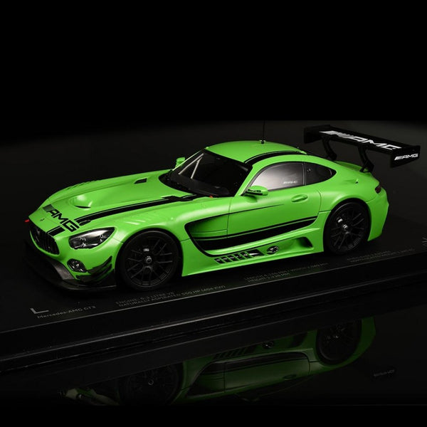 Paragon PA88003 Mercedes AMG GT3 - Green Hell Mango