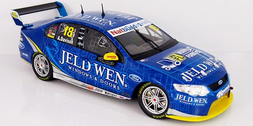 Apex Ford FG Falcon #18 Davison 2013 Skycity Triple Crown