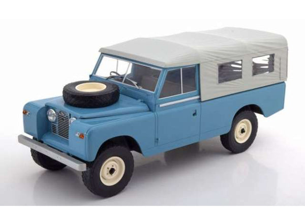 MCG Land Rover 109 Pickup Series II - Blue/Grey