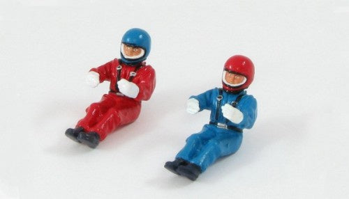 MRRC 03162 Driver Figures - Painted