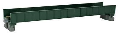 Kato 20-451 Unitrack Single Plate Girder Bridge 186mm - Dark Green
