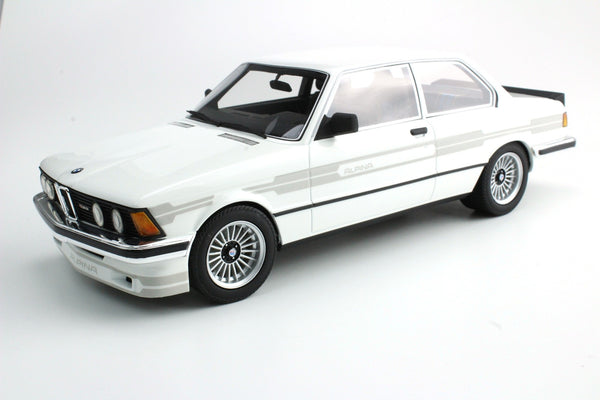 LS Collectibles BMW 323 Alpina White