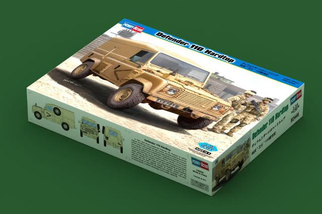Hobby Boss 1/35 Defender 110 Hard Top