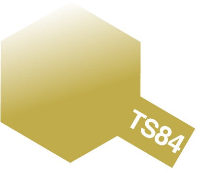 Tamiya TS84 Metallic Gold