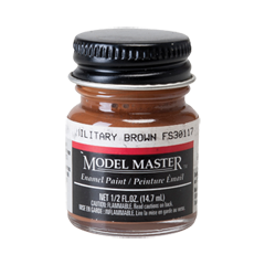 Model Master Military Brown FS30117