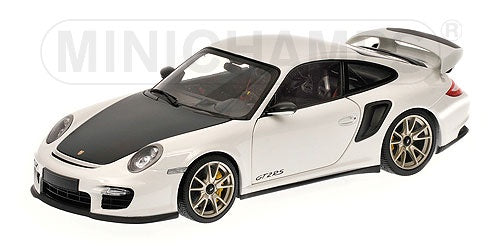 Minichamps 100069400 Porsche 911 GT2 RS 2011 White