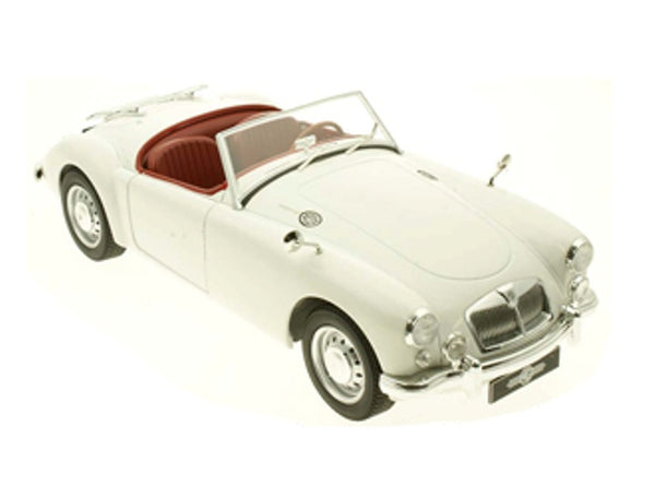 Triple 9 1957 MGA Open - White