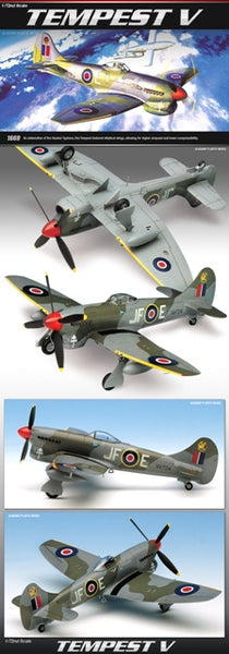 Academy 12466/1669 Hawker Tempest V