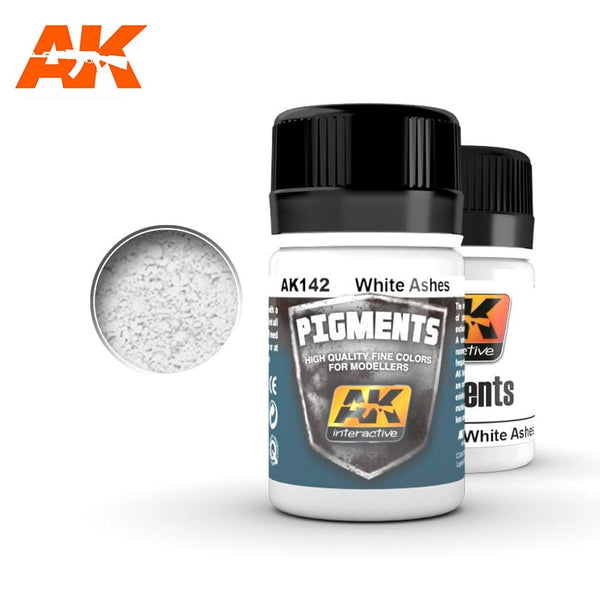 AK-Interactive AK142 White Ashes Pigment