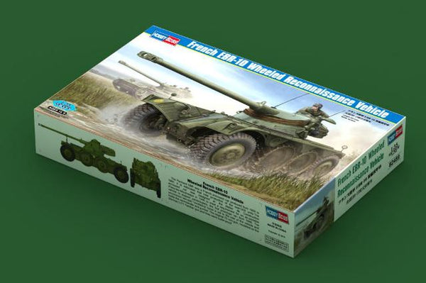 Hobby Boss 82489 French EBR-10 Wheeled Reconnaissance Vehicle