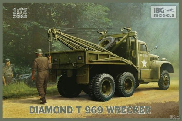 IBG 72020 Diamond T 969 Wrecker