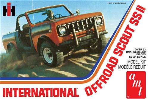 AMT 1102 International Offroad Scout SSII
