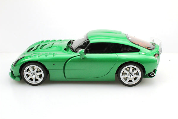 LS Collectibles TVR Sagaris 2005 - Metallic Green