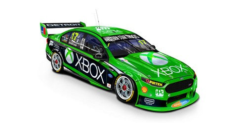Apex Ford FGX #17 Pye/Ambrose 2015 V8 Supercars
