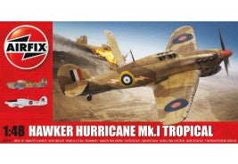 Airfix Hawker Hurricane Mk.I - Tropical 1:48