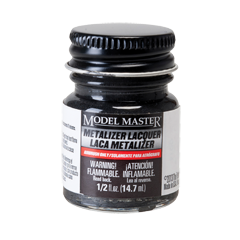 Model Master Metalizer Gunmetal