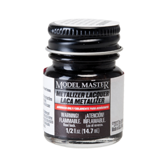 Model Master Metalizer Burnt Iron Non Buffing