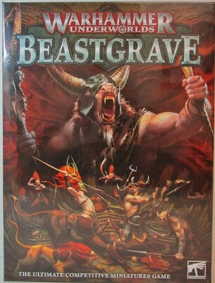 Games Workshop 110-02 Warhammer Underworlds: Beastgrave