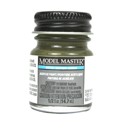 Model Master Green Drab FS34086