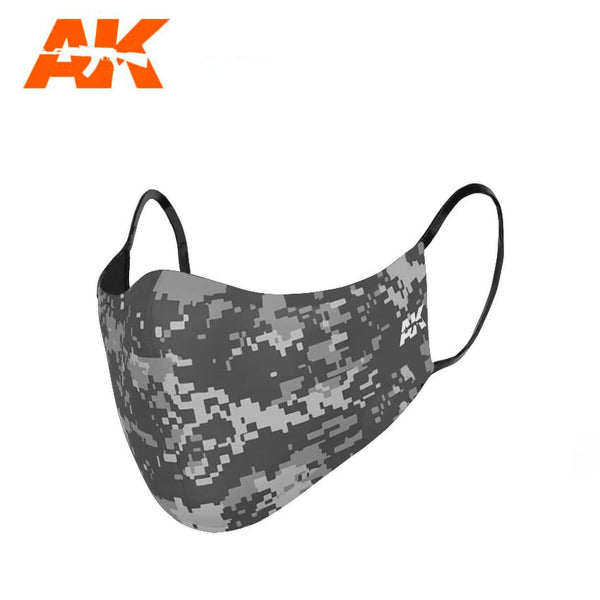 AK-Interactive AK9099 Classic Camouflage Face Mask II