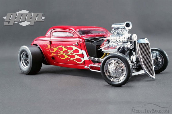 GMP 18816 1934 Blown Altered Nitro Coupe