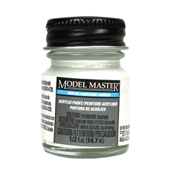 Model Master Semi Gloss White