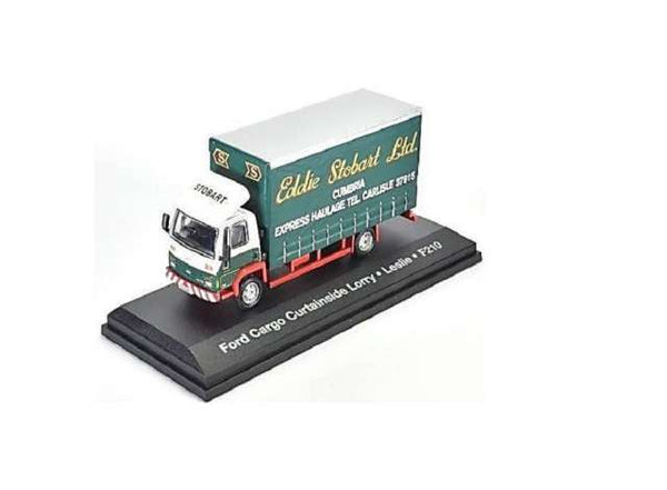 Atlas Stobart Ford Cargo Curtainside - Leslie F210