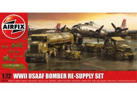 Airfix WWII USAAF Bomber Resupply Set 1:72