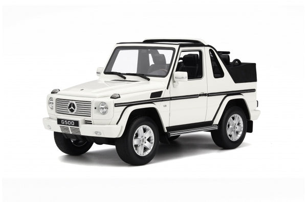 Ottomobile  OT275 Mercedes Benz G Cabriolet 2007