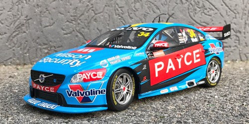 Apex Volvo S60 #34 Wall 2015 Coates Hire Sydney
