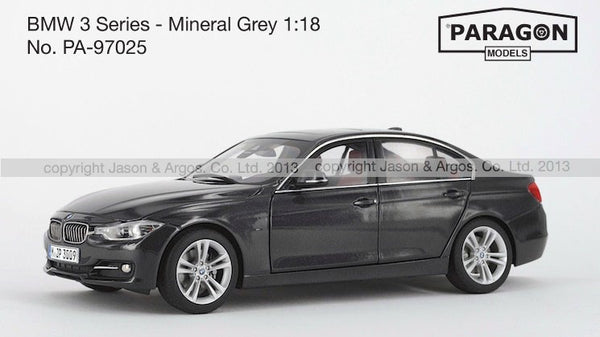 Paragon PA97025 BMW F30 3 Series Mineral Grey