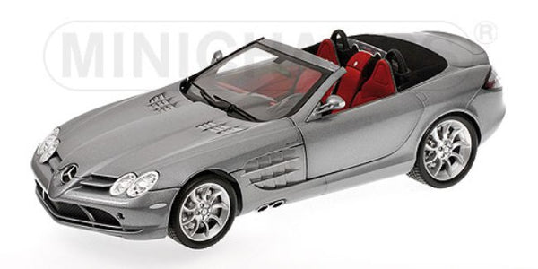Minichamps 100037131 Mercedes Benz SLR McLaren 2007 Grey