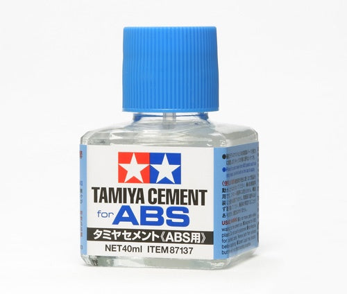 Tamiya 87137 Cement - ABS - 40ml