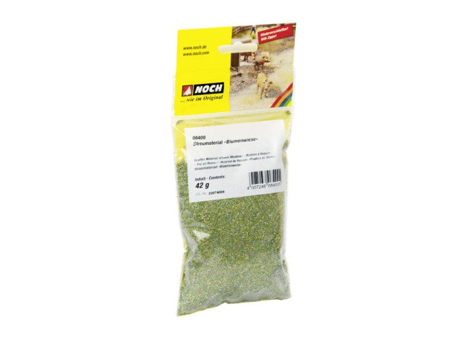 Noch 8400 Scatter Material - Flower Meadow - 42gm