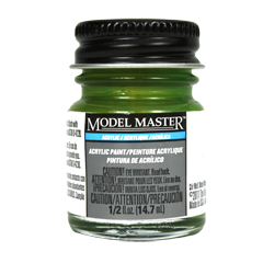 Model Master Interior Green FS34151