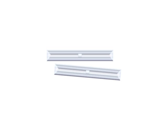 Peco Streamline SL11 Code 100 Rail Joiners - Insulated