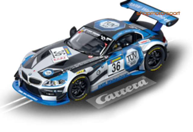 Carrera Evo BMW Z4 GT3 Walkenhorst #36