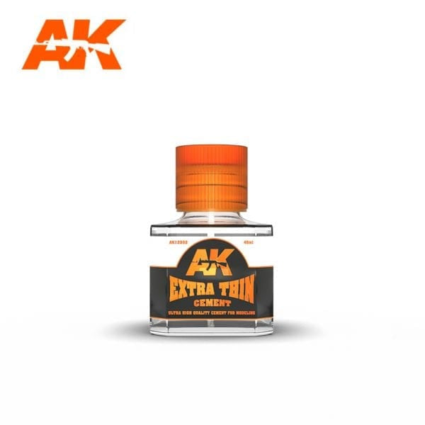 AK-Interactive AK12002 Cement Extra Thin