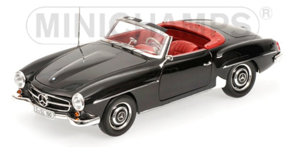 Minichamps 100037030 Mercedes Benz 190SL 1955 Black
