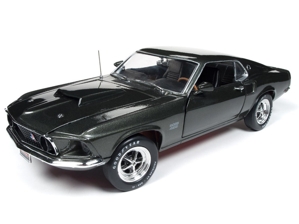 Auto World AMM1152 1969 Ford Mustang Boss 429