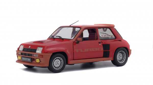 Solido 1801302 1981 Renault 5 Turbo - Red