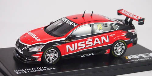 Apex AR40801 Nissan Altima 2012 Launch Car