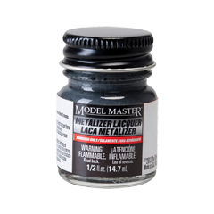 Model Master Metalizer Dark Anodic Gray