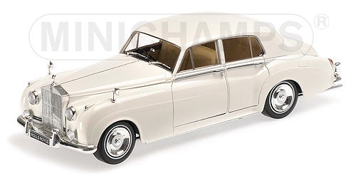 Minichamps 100134900 Rolls Royce Silver Cloud II 1960